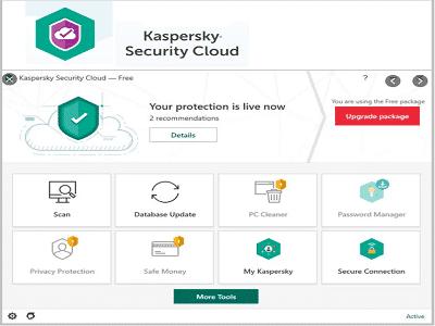 Kaspersky Antivirus PC