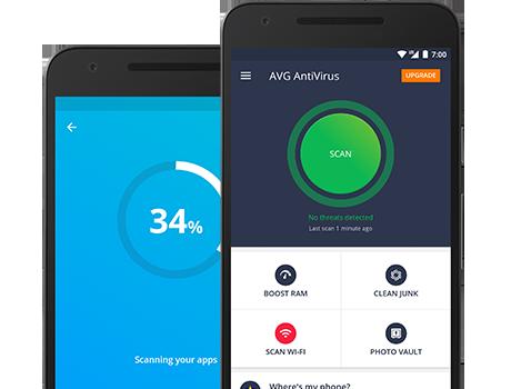 AVG para Android