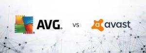 AVG vs Avast antivirus