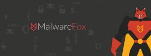 MalwareFox antivirus